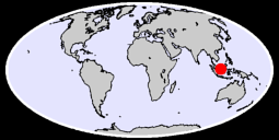 0.80 N, 110.09 E Global Context Map