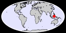 0.80 N, 121.34 E Global Context Map