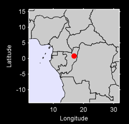0.80 N, 16.88 E Local Context Map