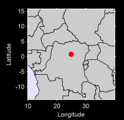 0.80 N, 24.91 E Local Context Map