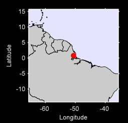 0.80 N, 50.63 W Local Context Map