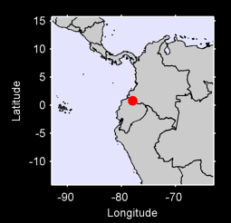 0.80 N, 77.95 W Local Context Map