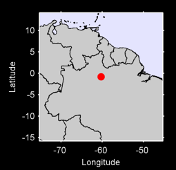 0.80 S, 60.27 W Local Context Map