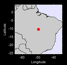10.45 S, 49.91 W Local Context Map
