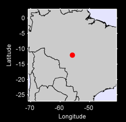 12.05 S, 55.89 W Local Context Map