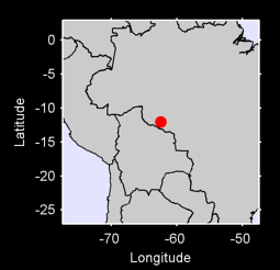 12.05 S, 62.47 W Local Context Map
