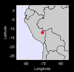 12.05 S, 70.68 W Local Context Map
