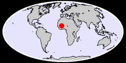 13.66 N, 4.13 W Global Context Map