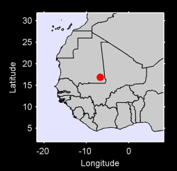 16.87 N, 6.70 W Local Context Map