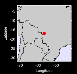 16.87 S, 56.93 W Local Context Map