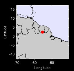 2.41 N, 55.45 W Local Context Map