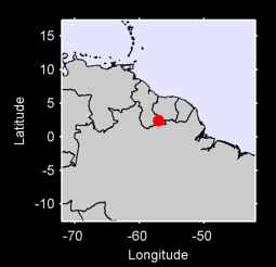 2.41 N, 57.05 W Local Context Map