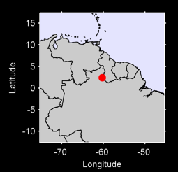 2.41 N, 60.27 W Local Context Map
