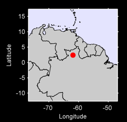 2.41 N, 61.88 W Local Context Map