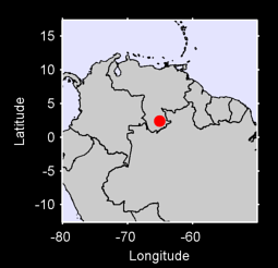 2.41 N, 65.09 W Local Context Map