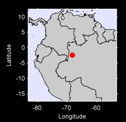 2.41 S, 68.30 W Local Context Map