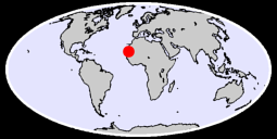 20.09 N, 13.65 W Global Context Map