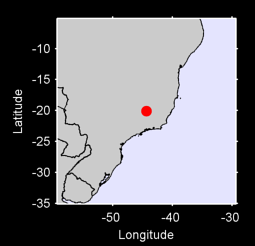 20.09 S, 44.36 W Local Context Map