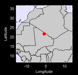 21.70 N, 0.87 W Local Context Map