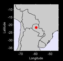 21.70 S, 59.71 W Local Context Map