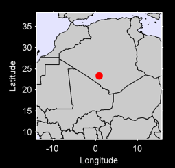 23.31 N, 0.87 E Local Context Map