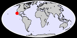 23.31 N, 110.97 W Global Context Map