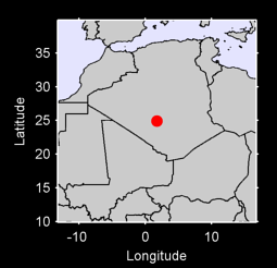 24.92 N, 1.77 E Local Context Map
