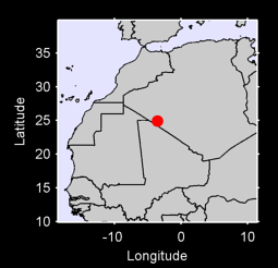 24.92 N, 3.55 W Local Context Map