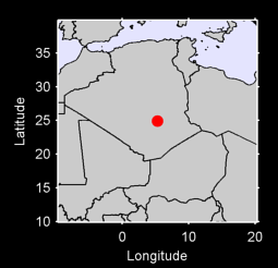 24.92 N, 5.32 E Local Context Map
