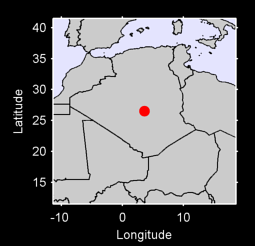 26.52 N, 3.58 E Local Context Map