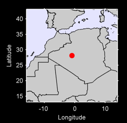 28.13 N, 0.91 W Local Context Map