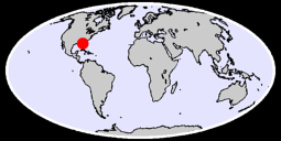 29.74 N, 84.92 W Global Context Map