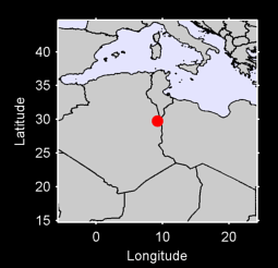 29.74 N, 9.23 E Local Context Map