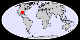 29.74 N, 90.46 W Global Context Map