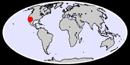 31.35 N, 111.20 W Global Context Map
