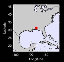 31.35 N, 86.70 W Local Context Map