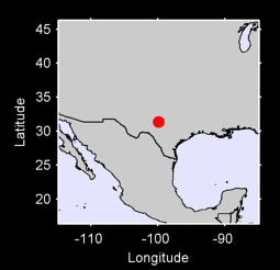 31.35 N, 99.90 W Local Context Map