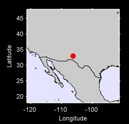 32.95 N, 106.28 W Local Context Map