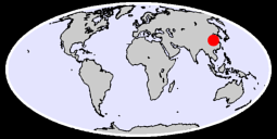 32.95 N, 113.94 E Global Context Map