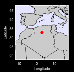 32.95 N, 2.87 E Local Context Map