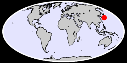 34.56 N, 136.22 E Global Context Map