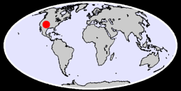36.17 N, 105.41 W Global Context Map