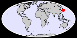 36.17 N, 139.23 E Global Context Map