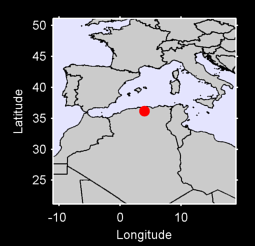 36.17 N, 3.98 E Local Context Map