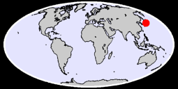 37.78 N, 140.34 E Global Context Map