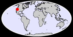 39.38 N, 116.53 W Global Context Map