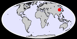 39.38 N, 120.69 E Global Context Map