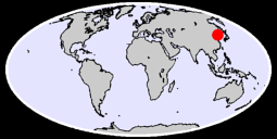 39.38 N, 126.94 E Global Context Map