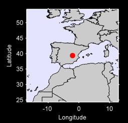 39.38 N, 2.08 W Local Context Map