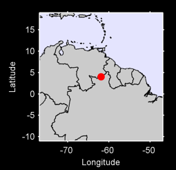 4.02 N, 61.88 W Local Context Map